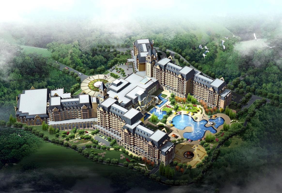 城建·亚丁海岸; 青岛金沙滩希尔顿酒店; 青岛印象金沙滩图片_青岛